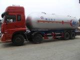 HOTSALES Gran 15mt 35m3 Dongfeng 8X4 Camión de llenado de GLP