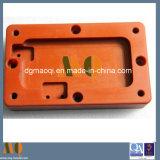 De mini Houten Draaiende Machinaal bewerkte Delen van de Draaibank CNC (MQ2152)