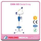 Dxm-10dの熱い販売椅子が付いている移動式歯科X光線機械