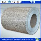 Le bobine galvanizzate preverniciate favorevoli all'ambiente/colore delle bobine/PPGI dell'acciaio ricoperto hanno galvanizzato le bobine d'acciaio per il materiale di tetto