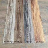방수 비닐 마루 Lvt PVC 판자