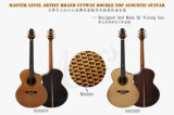 Guitare acoustique solide de double principal de concert d'artiste première (SG03DAR)