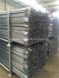 Гальванизированная высоким качеством рамка каменщика рамки трапа Scaffoding порошка Coated