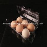 2017 plateaux en plastique de vente chauds d'oeufs de Chicken&Hen pour le module de 4 cellules (plateau en plastique d'oeufs de poule)