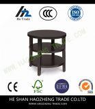 Hzct146 Ailsa bordé autour de la table basse en bois