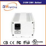 315W CMH Balasto electrónico para la planta de la hidroponía crecer la luz HID