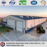 Farming Vehicle Storage를 위한 Sinoacme Steel Building Warehouse
