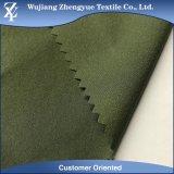 Tela Twisted resistente del Spandex del nilón 10 de la tela cruzada 90 de agua el 1/2