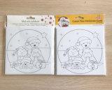 Fácil-a-Hacen las tarjetas de Navidad y envolver para el colorante