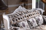 Sofà europeo del salone del sofà del tessuto di stile di Divany