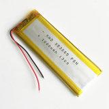 telefono mobile del rilievo di Batteryfor MP3 DVD del polimero del litio 1000mAh 353085