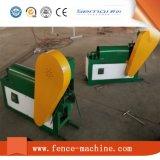 Machine d'acier inoxydable de redressage et de découpage