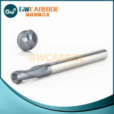 Carbide Ball Nose End Mill Cutter Solid Carbide Ballnose Cutters