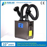 Extracteur de vapeur de machine d'inscription de laser de fibre de fournisseur de la Chine (PA-300TD-IQC)