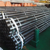 Q235B Q345b ASTM A53 A106 A500 Gr. B Geen Zwarte Pijpen van het Staal van de Olie