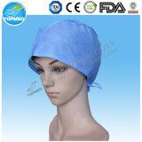 使い捨て可能なNonwoven医学の外科毛の暴徒の帽子