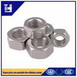 Noix Hex d'hexagone d'amorçage en acier normal de garniture intérieure