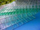 Feuille de creux de PC de haute qualité pour les toitures