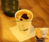 Juego de té, tazas de café de papel 4-22oz.