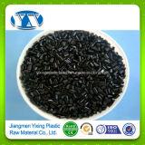 Boulettes noires de Masterbatch /Plastic de couleur