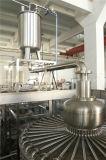 Automatischer ISO-Qualitätssaft-füllende mit einer Kappe bedeckende Pflanze mit PLC-Steuerung
