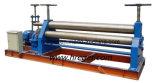 Machine de roulement asymétrique mécanique de la plaque 3-Roller de série de W11f