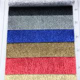 cuoio sintetico lucido del tessuto dell'unità di elaborazione di 0.9mm Colorfull per le borse (DN888)