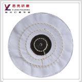 100% de polissage de coton pur polissage Sisal à l'abrasif roues