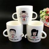 Fabricación de cerámica de la taza, taza al por mayor de la porcelana/taza, fábrica de la taza del gres