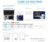 Heet verkoop de Machine 2017 van het Ijs van de Kubus