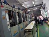 Bicolor PVC máquina de moldagem por injeção única