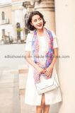 Kundenspezifische Qualitäts-Dame Silk Chiffon Scarf