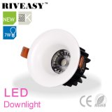7W 03 LED Lámpara de techo Sportlight Downlight LED