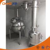 Máquina reduzida pressão da evaporação do tanque do concentrador do vácuo do suco de fruta