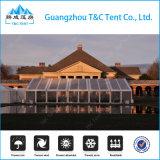 De grote Klassieke Verfraaide Tent van het Huwelijk van het Zeil van het Aluminium voor meer dan 500 Mensen