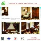 Hohe französische neoklassische Schlafzimmer-Luxuxmöbel-königliches europäisches Bett-Set