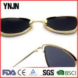 Ynjnの合金フレームの多彩で豪華なサングラス