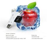 4 en 1 SD TF Adaptador de tarjeta de lector de tarjetas para PC/teléfono Android