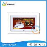Image MP3 MP4 HD Vidéo Cadre photo 10 pouces en acrylique Cadre photo