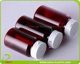 Бутылки любимчика пластичные опорожняют для сбывания