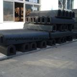 Fender D para la Marina Muelle guardabarros de la nave de China