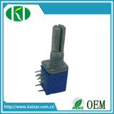stereotipia rotativa del potenziometro di 9mm con il potenziometro dell'interruttore B103