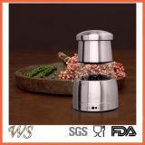 Smerigliatrice del sale e di pepe dell'acciaio inossidabile Ws-Pg013/laminatoio di pepe con finezza registrabile