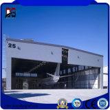 Los edificios del metal ignifugan hangares de la estructura de acero
