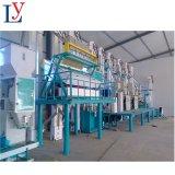 Planta da máquina da fábrica de moagem de milho do milho de 50 T/D para o mercado de África