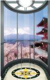 ガラス小屋が付いている観光のエレベーターの景色の上昇