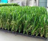 Erba di alta qualità per il tempo libero artificiale per residenti, giardini, giardini