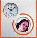 Cadre photo horloge (F4409A)