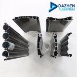 Хорошее качество Китая цены на заводе красочные алюминиевый профиль ролика затвор алюминиевых деталей скользящего окна