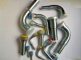 Hembra de 24 grados de métricas de la junta de cono de tubo flexible hidráulico / Adaptador de tubería (20411)